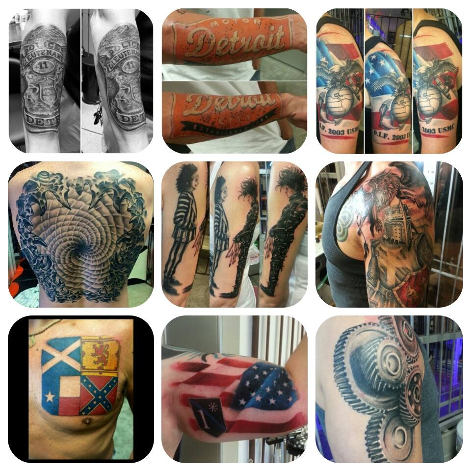 Tyler tx tattoo pictures to pin on pinterest for Tattoo shops tyler tx